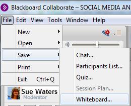 Save Whiteboard