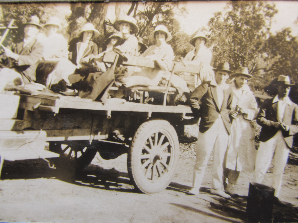 Hill Family History