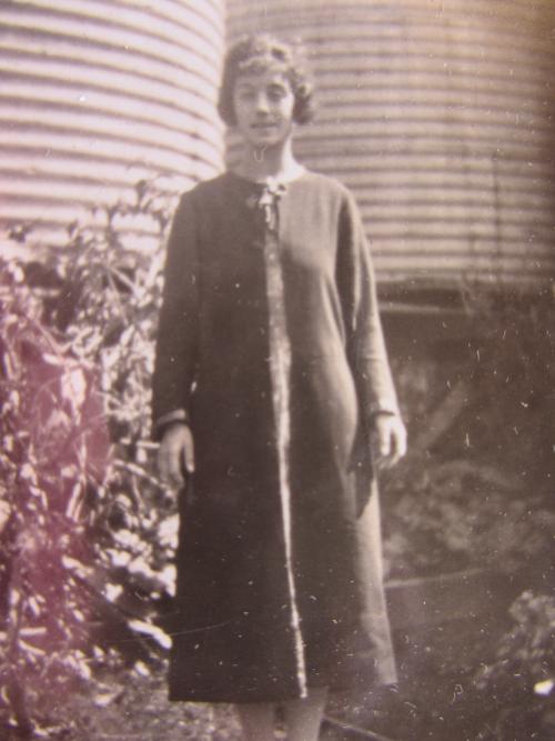 Clarice Hill, 1925