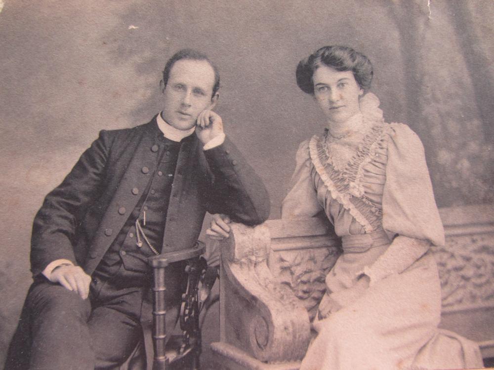 Hurst Family History