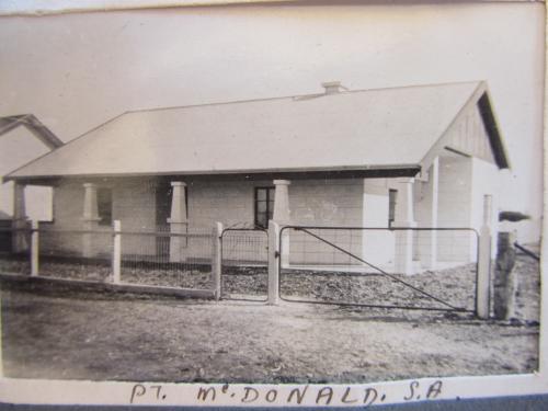 Pt McDonald SA 1923