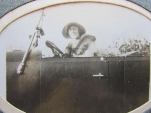 Clarice Hill 1924