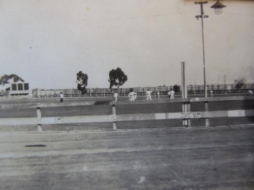 Cricket Bridgetown ~1920