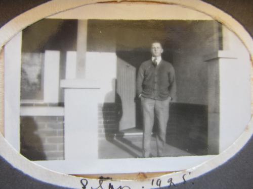 Stan, South Australia 1925