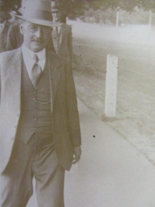 Ern Hill, ~1920
