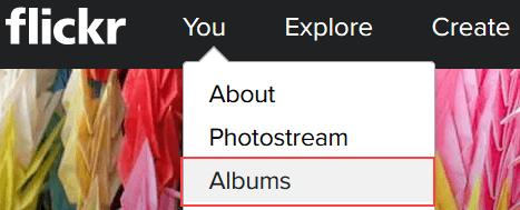 Go To Albums